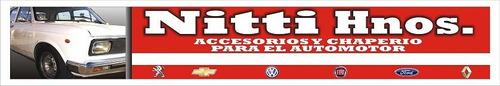 Kit De Faro Aux Vw  Polo 00/04 Vic