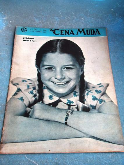 Cena Muda 1941 Weidler Paulette Carmen Miranda 3 Fotos