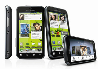 Motorola Mb526 Defy+ Wifi, Gps, 5 Mp - Novo