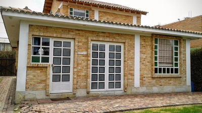 Casa Campestre Económica En Cajica