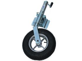 Roda Para Carreta Com Pedestal/famit P2