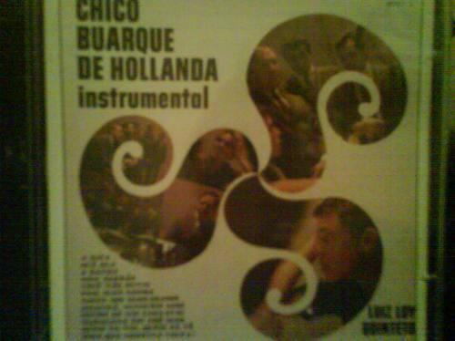 Cd Luiz Loy Quinteto - Chico Buarque De Holanda Instrumental