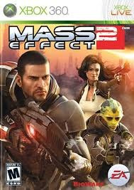 Mass Effect 2 - Xbox 360 - Usado