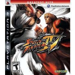 Street Fighter Iv Greatest Hits Ps3 Lacrado Aceito Mp