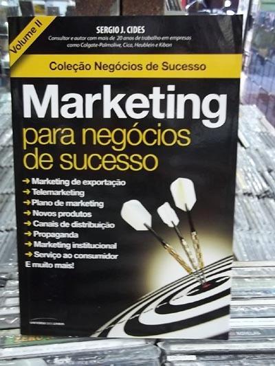Marketing Para Negócios De Sucesso Livro