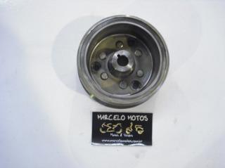 Rotor Magneto Comet 250 Kasinski (volante Magnetico) Carbur