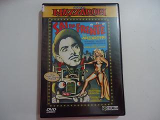Dvd Filme Coleçao Mazzaropi Sai Da Frente Lindoooooooo
