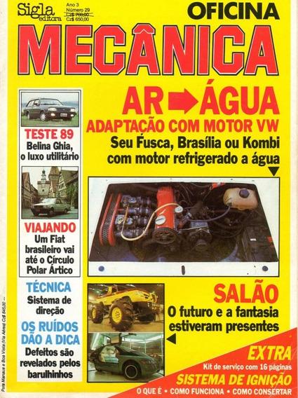 Oficina Mecânica Nº29 Belina Ghia Fiat Prêmio Puma Ap-600