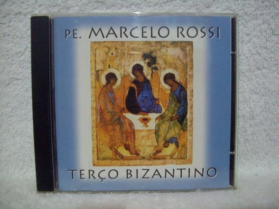 Cd Original Padre Marcelo Rossi- Terço Bizantino