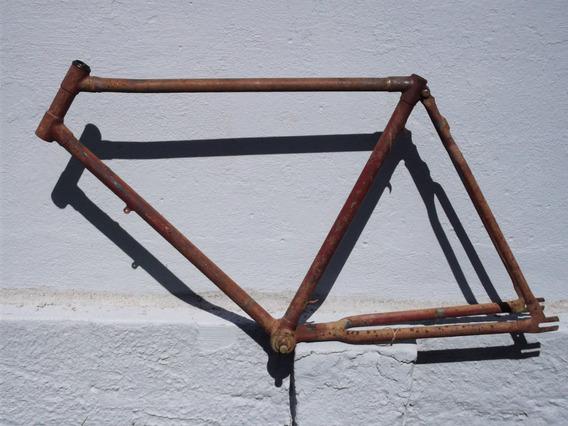 Quadro Bicicleta Antiga Aro 28