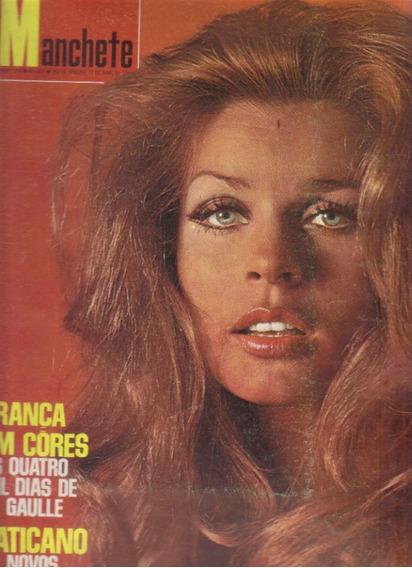 Revista Manchete Nº 891-rio De Janeiro, 17 De Maio De 1969