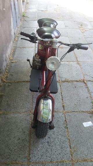 Siambretta 125 Standart 1973