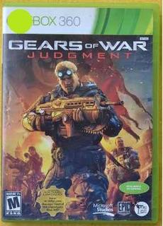 Gears Of War Judgment Xbox 360 Play Magic
