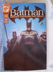 Batman Dinastia Cavaleiro Das Trevas! Mythos 2004!