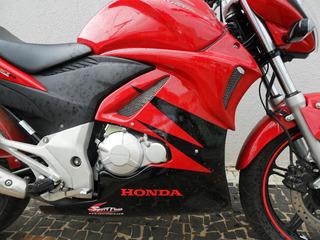 Spoiler Honda Cb300r Com Pintura 2010 A 15