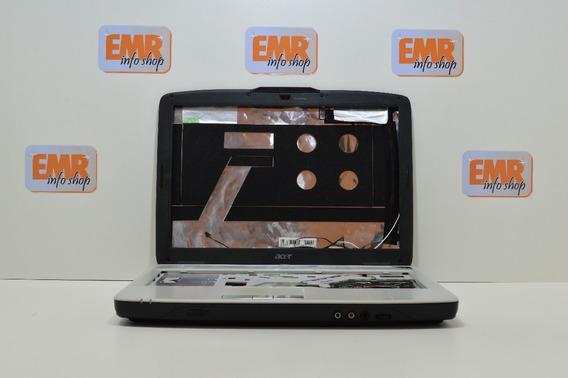 Carcaça Acer 4520-3052 Usada C/tampa Dvd E Win Vista Home Pr
