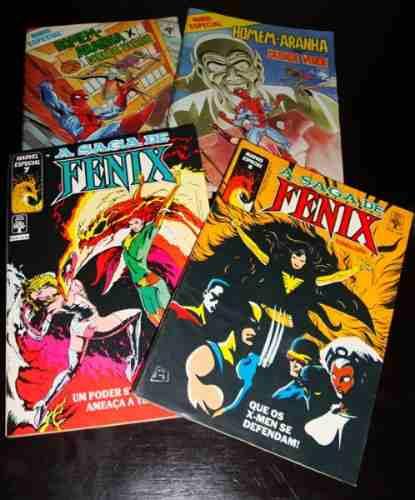 Marvel Especial - Edições Raras!