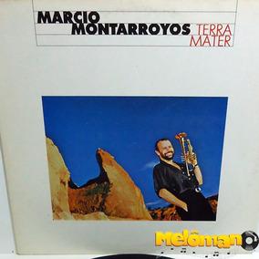 Marcio Montarroyos 1989 Terra Mater Lp Oberdans Groove