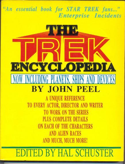 The Trek Encyclopedia De John Peel! Americana!