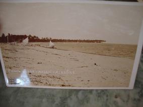 Cartão Postal Antigo Ponta Verde Maceio Alagoas