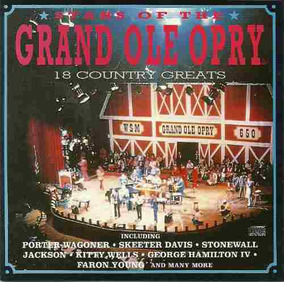 Stars Of The Grand Ole Opry 18 Country Greats