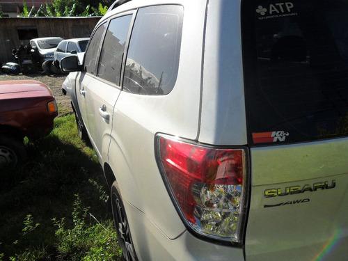 Subaru Forester Batido Peças Sucata - Bartolomeu Peças