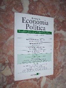 Revista De Economia Política