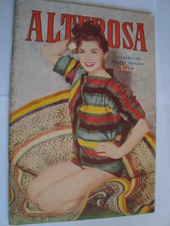 Revista Alterosa N° 266 De 15 Setembro 1957 Minas Gerais