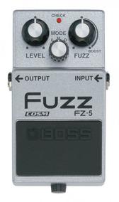 Pedal Boss Fz 5