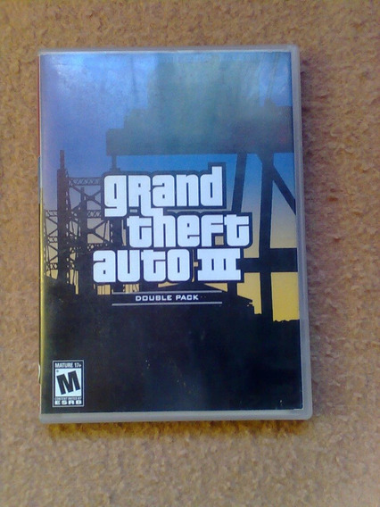 Grand Theft Auto 3 - Playstation 2