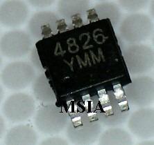 Smd Mic4826 Mic 4826 Novo, Frete Registrado Msia &