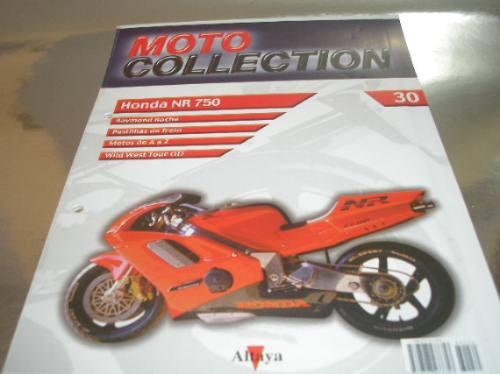 ( L - 170 ) Catálogo N. 30 - Motocicleta Honda Nr 750