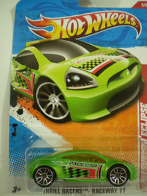 Hot Wheels - Thrill Racers - Mitsubishi Eclipse Concept Car