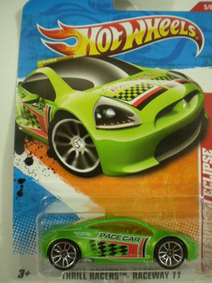 Hot Wheels - Thrill Racers - Mitsubishi Eclipse Concept Car