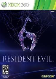 Jogo Ntsc Resident Evil 6 Lacrado Para Xbox 360