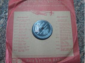 78 Rpm Vicente Celestino Taça De Fel / Minha Unica Ventura
