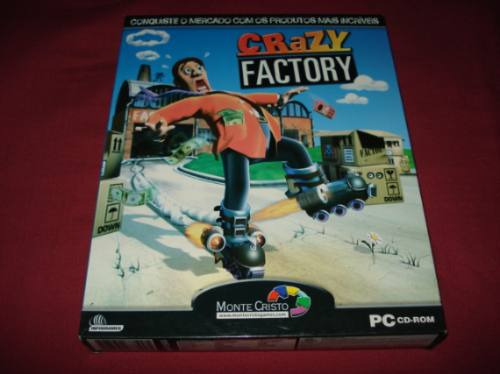 Game Pc Crazy Factory