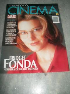 Revista O Mundo Do Cinema Nº 4 - Bridget Fonda