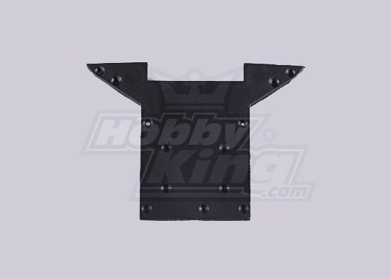 Front Chassis Plate 30620 Modelo Sct Turnigy A2023t E 2035