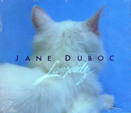 Jane Duboc- Languidez (em Cd Lacrado)