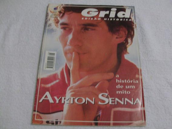 Ayrton Senna - Grid Edição Histórica