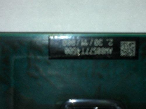 Processador Pentium Dcore T4500 Notebook Itautec W7410/w7415
