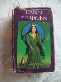 Taro Of The Witches Das Bruxas Suiço 78 Cartas