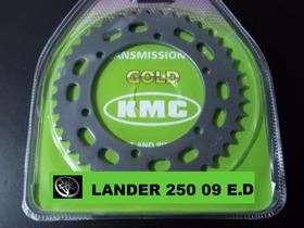 Kit Relação Yamaha Xtz 250 Lander 250 09/13 Com Retentor Kmc