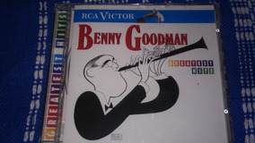 Cd Benny Goodman - More Greatest Hits