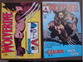 Wolverine Nºs 9 Ao 100 Ed. Abril Preço Para 8 Gibis
