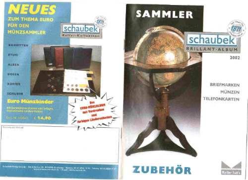 Catalogo Alemão Sammler Material Numismático / Filatelico