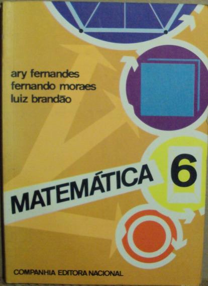 Lv. Matemática Vol. 6 (frete Grátis)