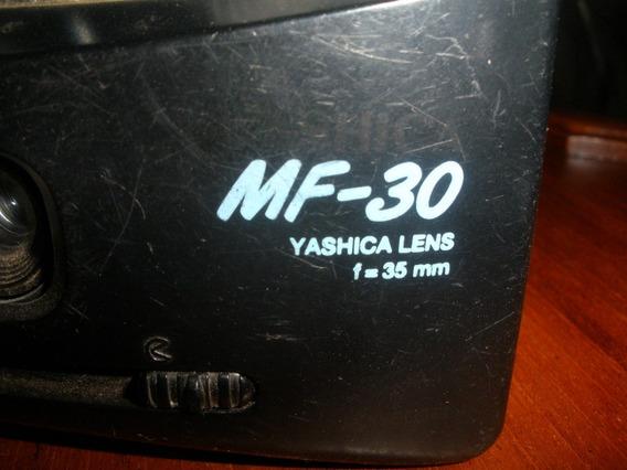 Câmera / Máquina Fotográfica Antiga Yashica Mf30