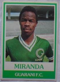 Cards - Ping Pong - Miranda - Guarani F.c.